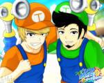 Super Mario Sunshine VERSUS