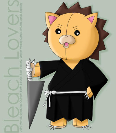 bleach kon wallpapers. We're listed on ~Listing-Centre ~nekolisting ~Deviant-Clubs ~The-Bleach-