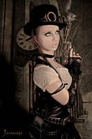 Lady Mechanika II by RifkaNoctisTemporvm
