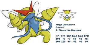 Mega Dunsparce
