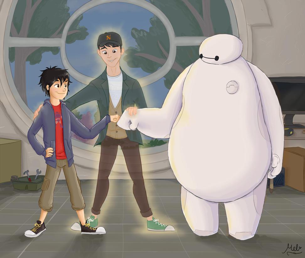 Tadashi is Here. by BroadwayWolf