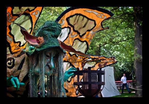 Medieval Monster