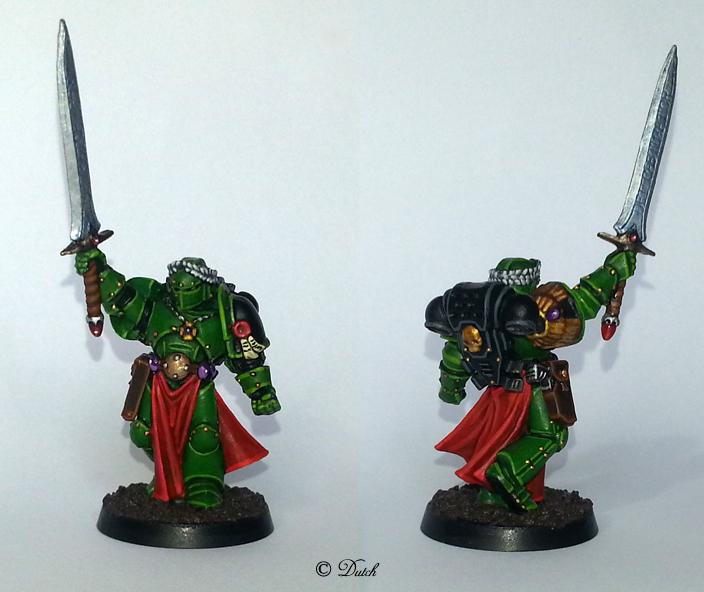 The Emperor's Champion by Dutchkat