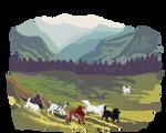 Blue Mountain Run (Explore)