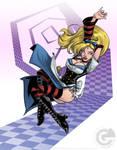 Alice Tumbles Down