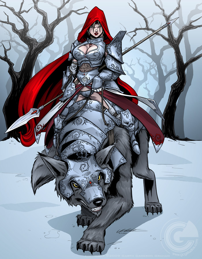 Battle Red Riding by GarthFT