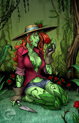 Poison Ivy: Horticultural Enthusiast