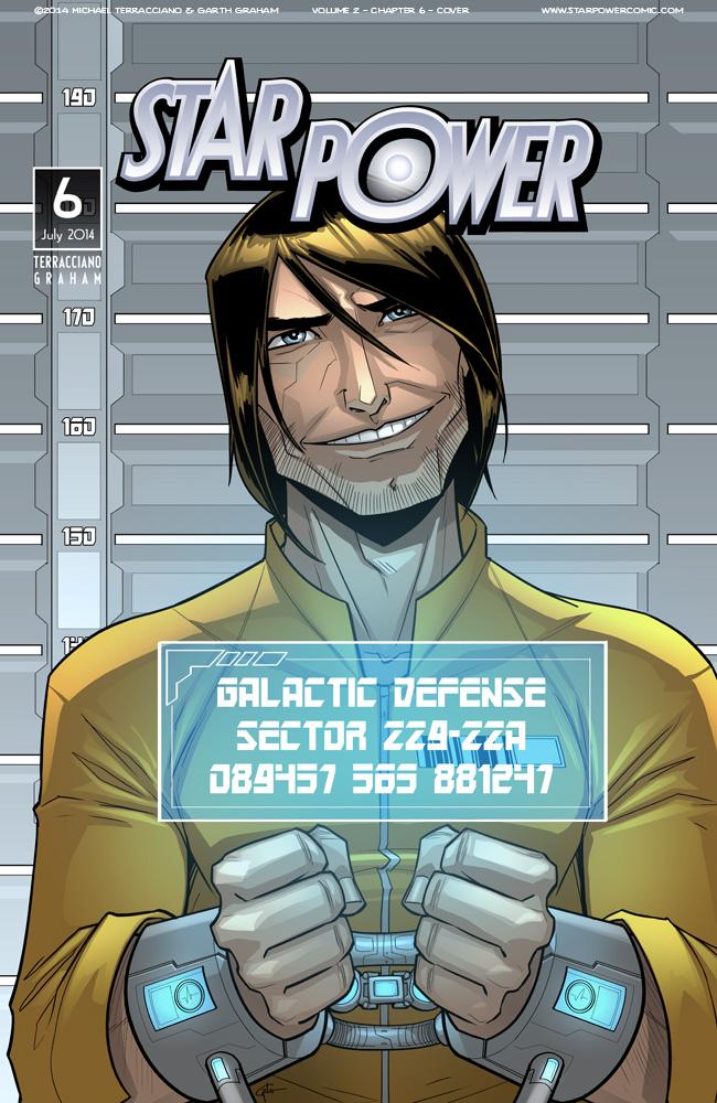 Star Power Issue 6 by GarthFT