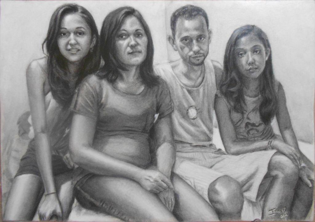 Family by Israelanime