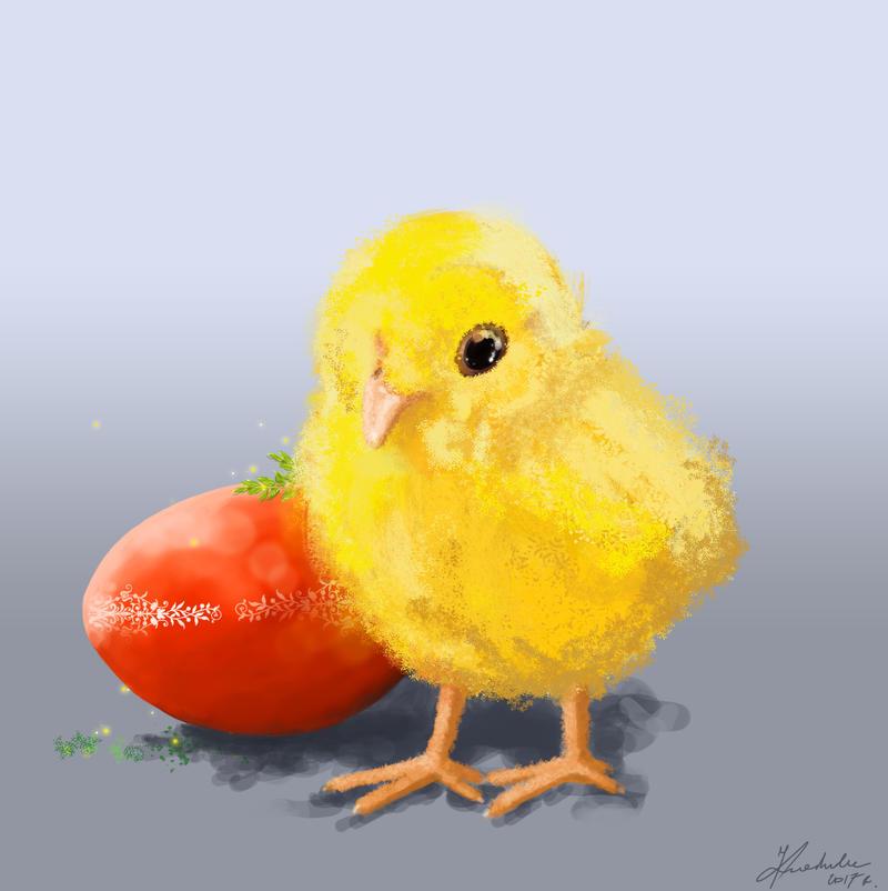 Chick by Kashoka