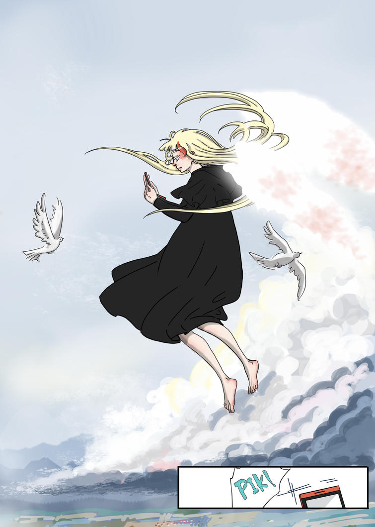Wrath of Angel (Alexandra) by Kashoka