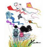 Day 6 - Love under the kites