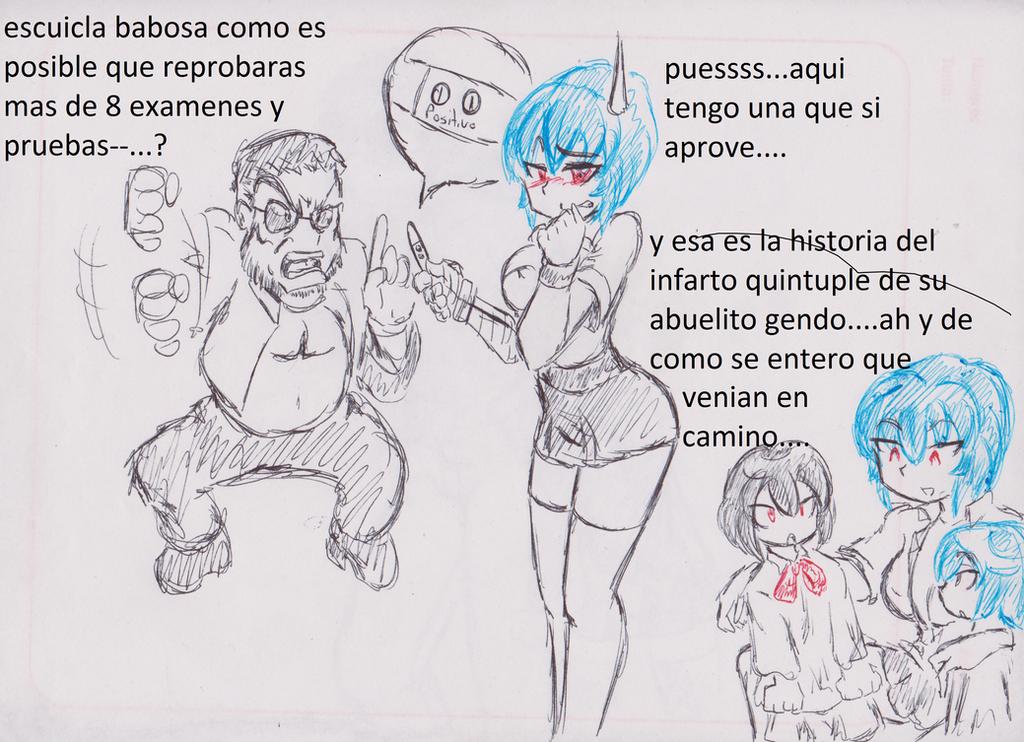 recuerdos de Juventud de Rey Ayanami by elgatosabio