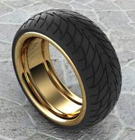 tyre rings by GOLDFLINGER
