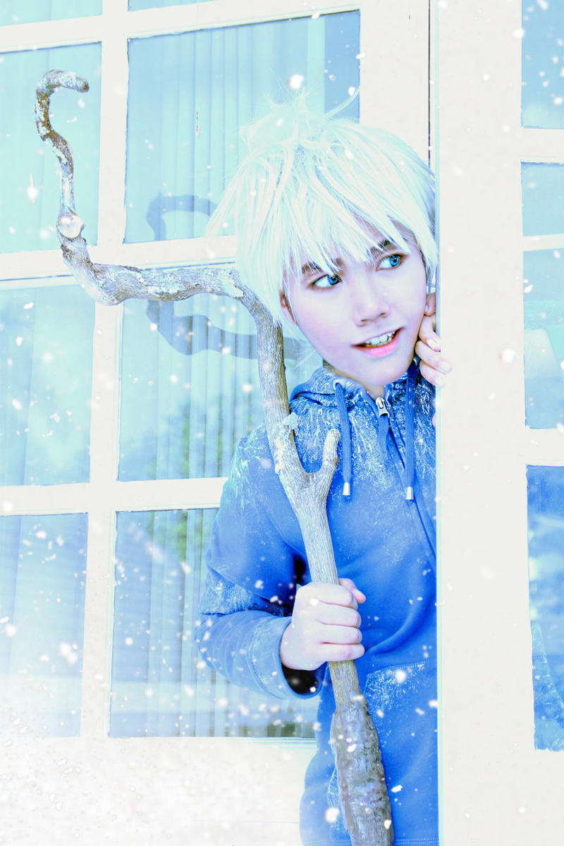 Jack Frost-Hey! I'm here :P by Lookplu8