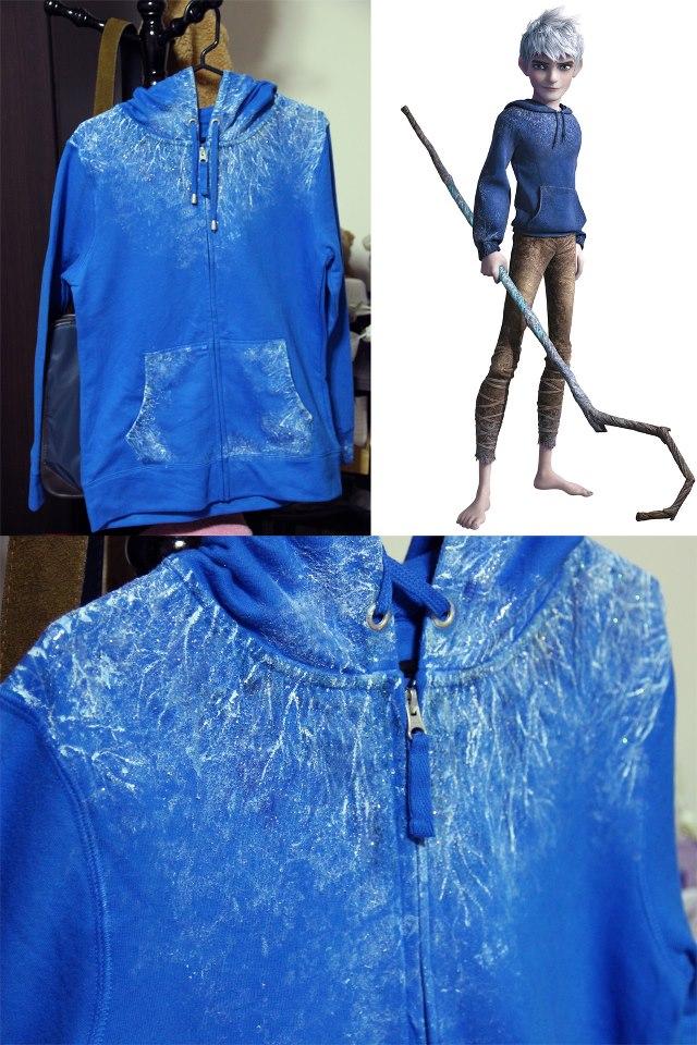 Jack Frostu0027s hoodie by Lookplu8 ...  sc 1 st  DeviantArt & Jack Frostu0027s hoodie by Lookplu8 on DeviantArt