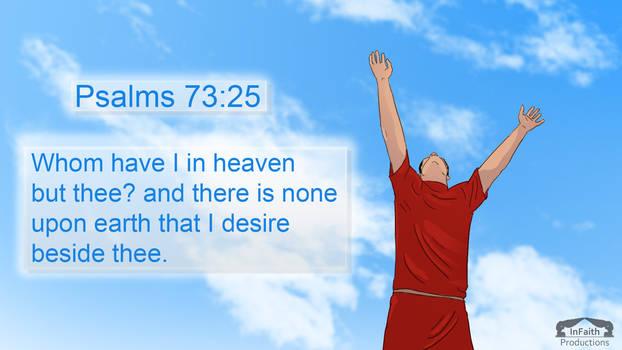 Psalms 73:25