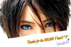 Thanks for 200,00 Page Views
