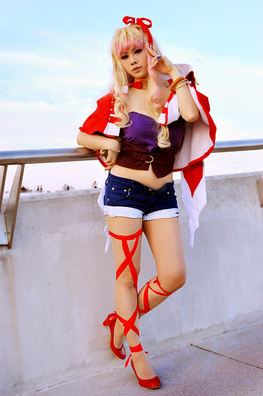 Sheryl Nome : Lion : 03 by Jesuke