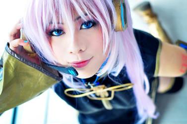 Vocaloid : Megurine Luka : 1 by Jesuke