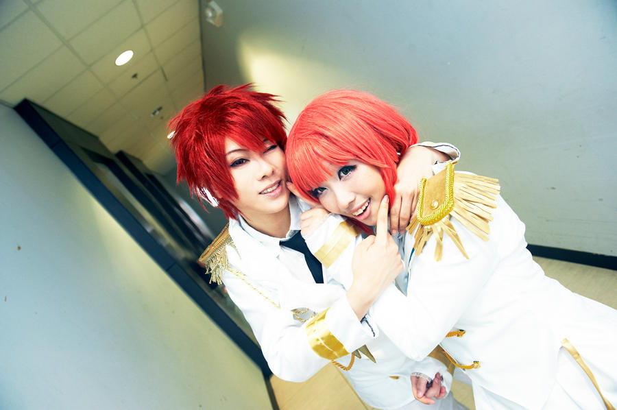 Cosplay Mania '12 : Happy by Jesuke