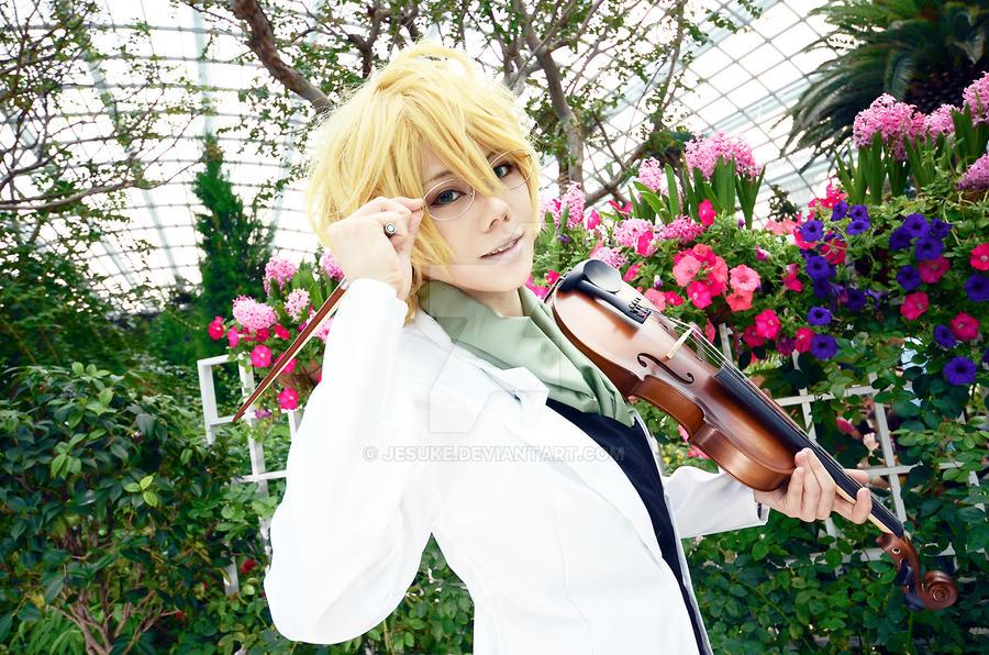 Natsuki Shinomiya :02: by Jesuke