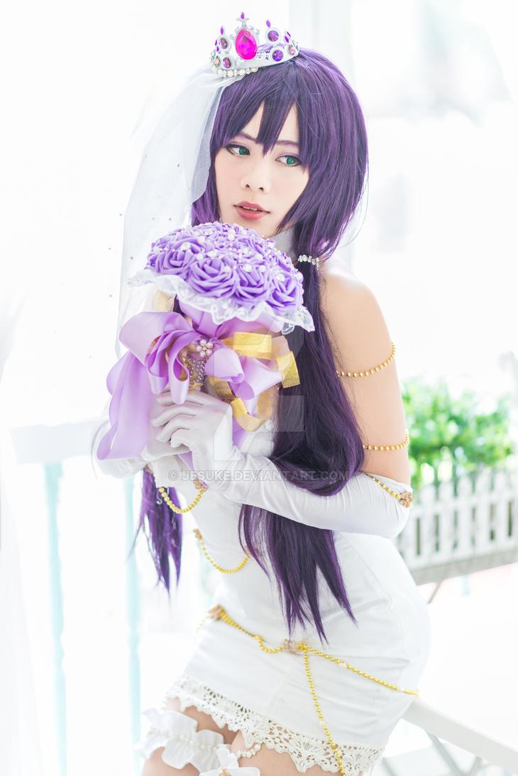 Nozomi Tojo : Will you marry me? by Jesuke
