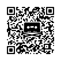 Death of Music QR by punkymonkey1818