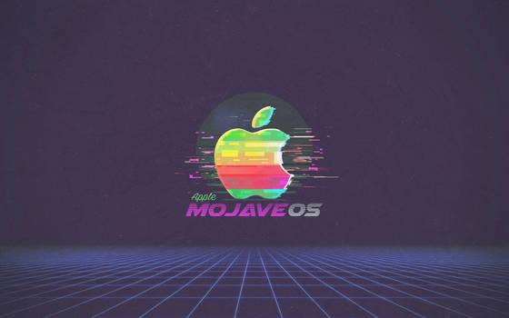 Retro Mojave OS