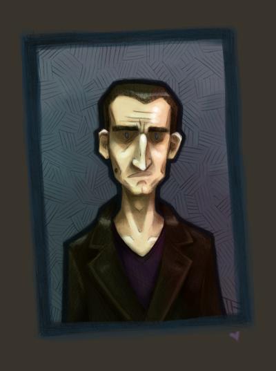 Doctor Who - sadsademocolor... by agent57
