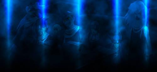7 Mist Swordsman by alexeiyuri