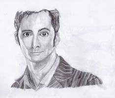 The 10th Doctor by Nea-Nea