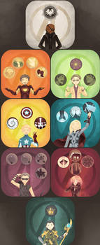 Avengers in a box