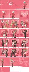 Happy Valentine's !! by GraphiteDoll