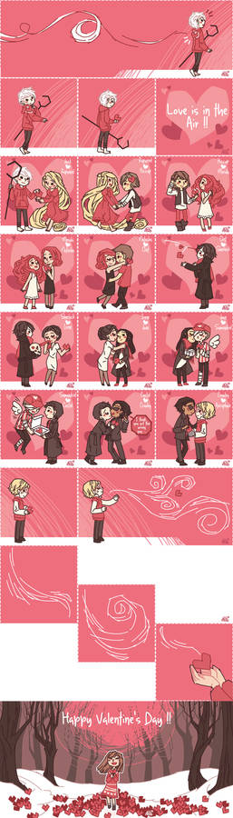 Happy Valentine's !!