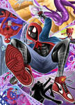 INTO THE SPIDER-VERSE !!!