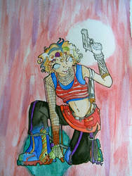 Colour by monkeyfetus