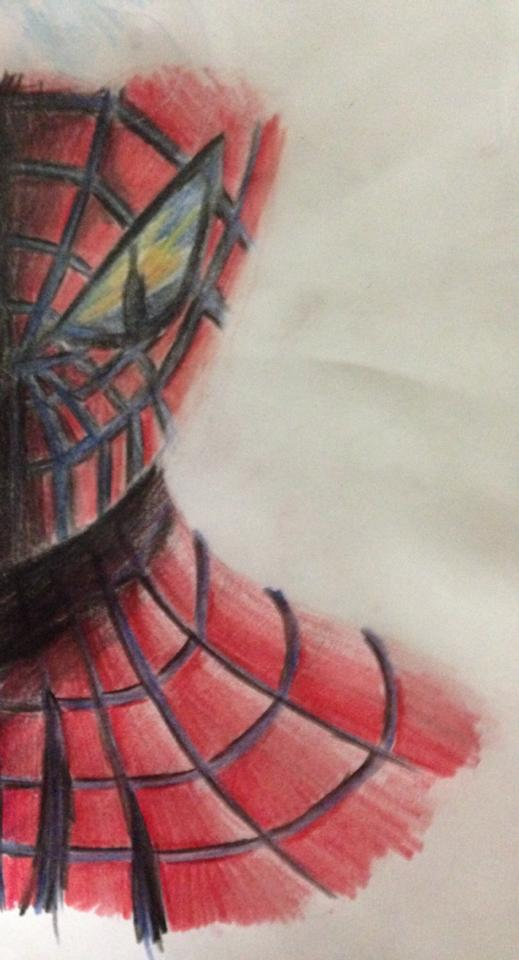 Spidey (color practice) by xxXeatyourkimchiXxx
