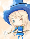 Sorceress Lux Chibi