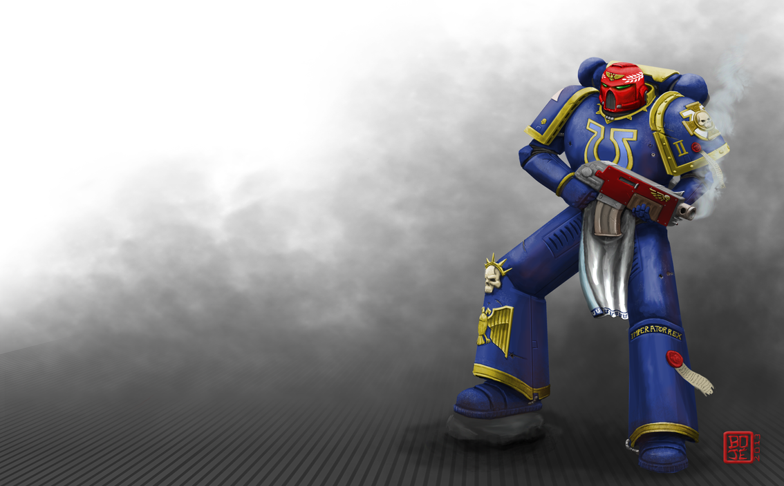 ultramarine wallpaperboje on deviantart