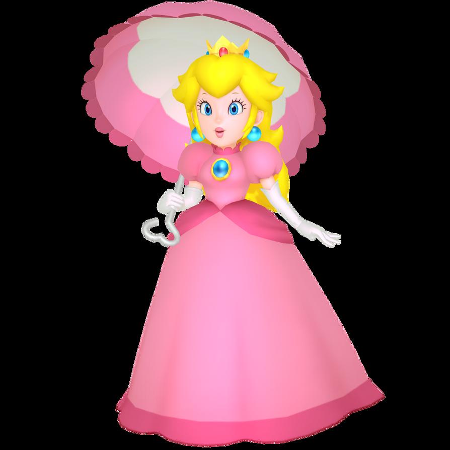MMD Nintendo: War of Kingdoms (Princes Peach) by https