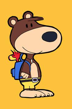 Snoopy-Kazooie