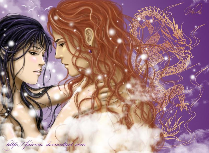 Sakujun and Shurei by fairOne