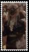 Goblin King Masquerade Stamp by SPStitches