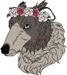 [AT] Flower Doggo