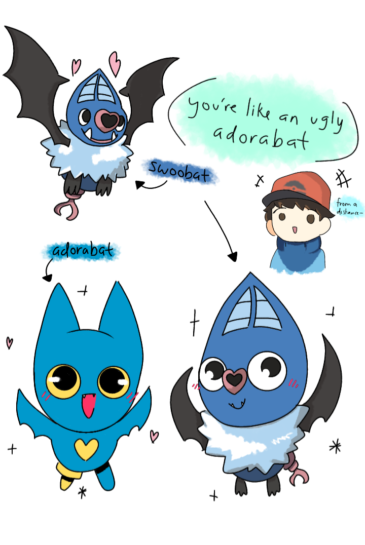 An Ugly Adorabat By Domo Bun On Deviantart Find streamable servers and watch the anime you love, subbed or dubbed in hd. an ugly adorabat by domo bun on deviantart