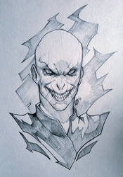 Lord Voldemort by TheAngryMammoth