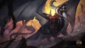 Knight Slayer Draconis