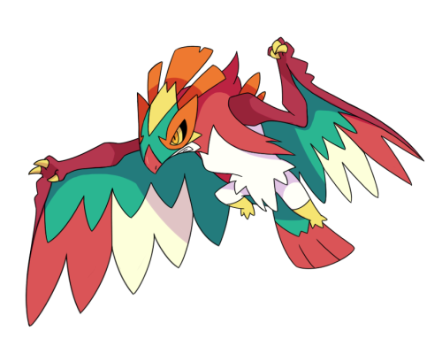 MEGA HAWLUCHA By Amazen-Megas On DeviantArt