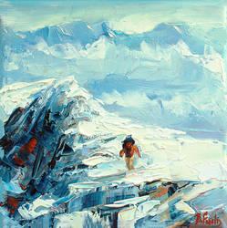 Climbing by BozhenaFuchs